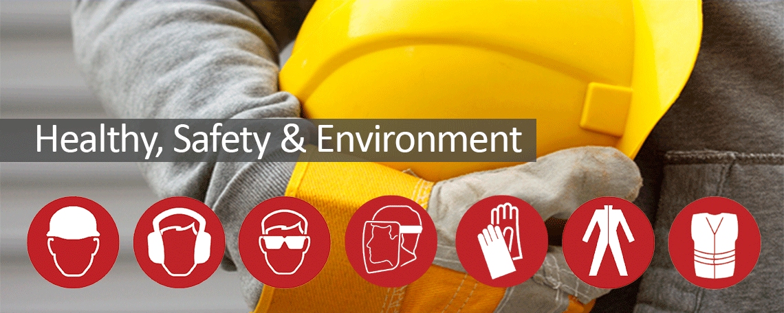 health safety and environment manual