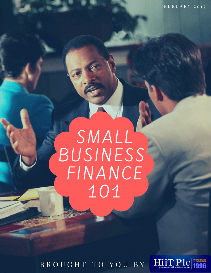 HiiT Plc - Small Business Finance 101
