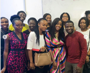 SHECODES.NG partners to educate women